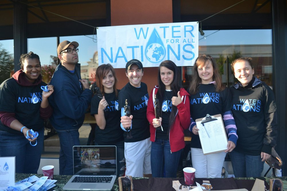 Water for All Nations Fundraising