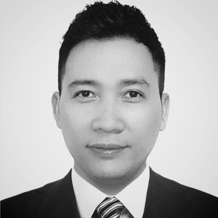 Jason He  COO 首席运营官  资深社群运营,区块链营销从业者