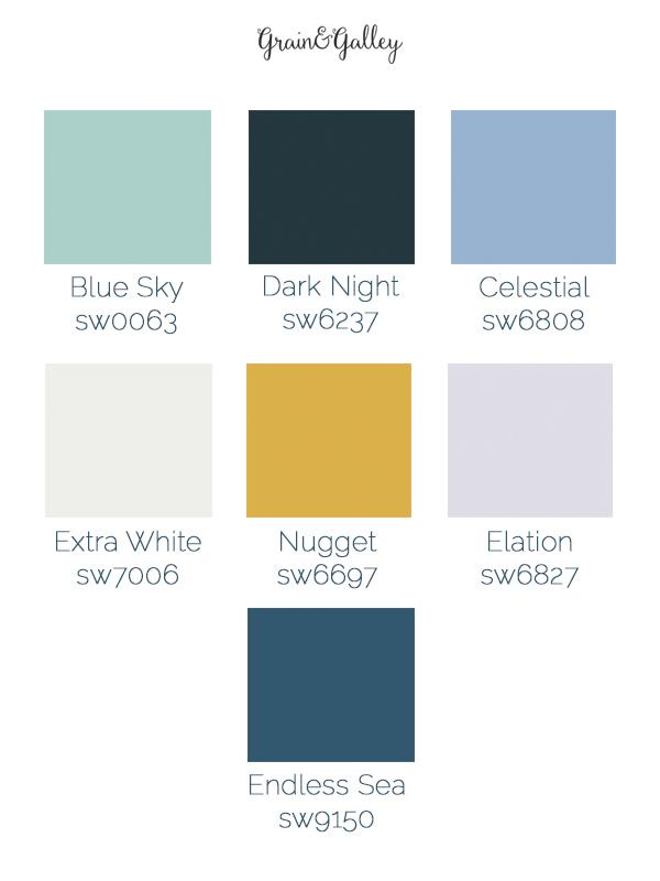 Sherwin Williams Colors Interior - Rigakublog com -