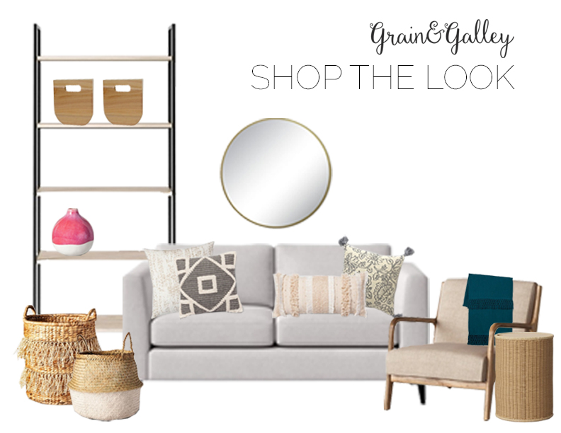 Grain And Galley Interiors Shop The Look Lv