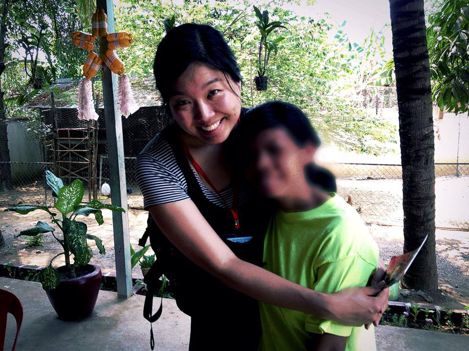 A Girl With Much To Give - Nomi Network's namesake is an eight-year-old survivor of sex trafficking that our co-founders met in 2008. As a child living in a rural village, Nomi was trafficked by her stepfather and left to be sexually abused by multiple men. She now lives at one of our partner shelter's in a special needs group home with eight other girls. Physical scars and emotional trauma make it extremely challenging for Nomi to live independently. Nevertheless, she has grown into a beautiful young woman, with a contagious warmth and a generous heart. She is always the first to greet visitors and comfort new girls. It was through Nomi's friendship and resilience that we realized she did not have to be defined by her past, but by her future. Nomi Network exists so that girls like Nomi will be able to say with confidence,
