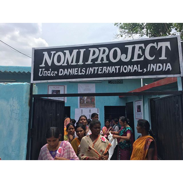 Thanks to your support, we are excited to announce the launch of our new training site in Odisha, India!We're doing this in partnership with Daniels International, an organization committed to empowering more women and girls with opportunities to succeed. - - - #nominetwork #empowering #program #india #women #sheisrising