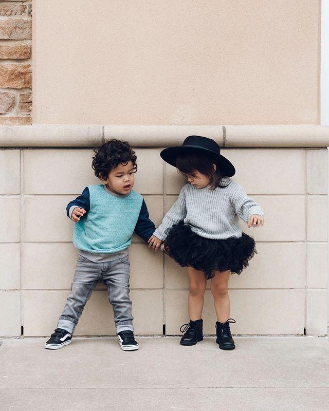 "Jax: ""I'll get us into trouble."" Penelope: ""I'll get us out of it!"" #teamworkmakesthedreamwork . . . . Tags. #lavidavera #worldoflittles  #simplejoys #livethelittlethings #ourcandidlife #wildandfreechildren #writeyouonmyheart #makeportraits #simplychildren #littleandbrave #childofig #letthembelittle #oureverydaymoments #childhoodunplugged #developinglife #documentlife #myfamilyadventures #letsgolittles #littlestoriesofmylife #thatblissfulmotherhood"