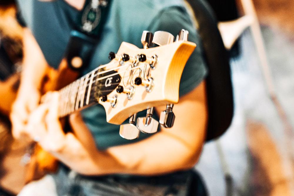 Advanced Guitar Lessons Bushwick Guitar Lessons