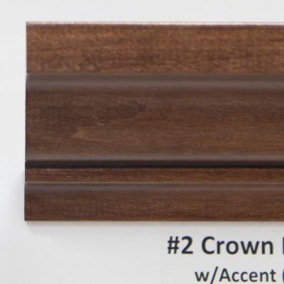 #2 Crown ~ 3 1/4''