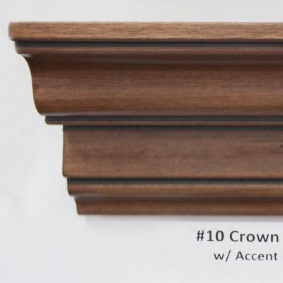#10 Crown ~ 3 5/8''