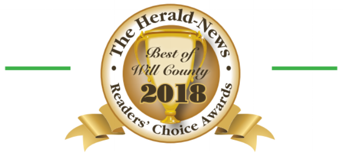 The Herald-NewsBest of Will County - Voted Best Overall Locally Owned Home Improvement Company for 2018