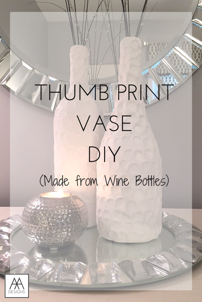 Wine Bottle DIY