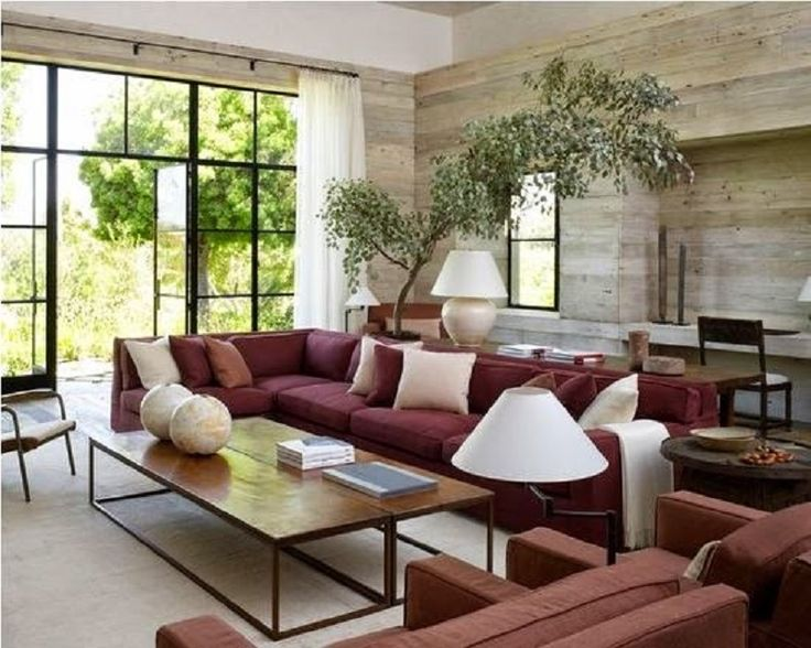 marsala sofa