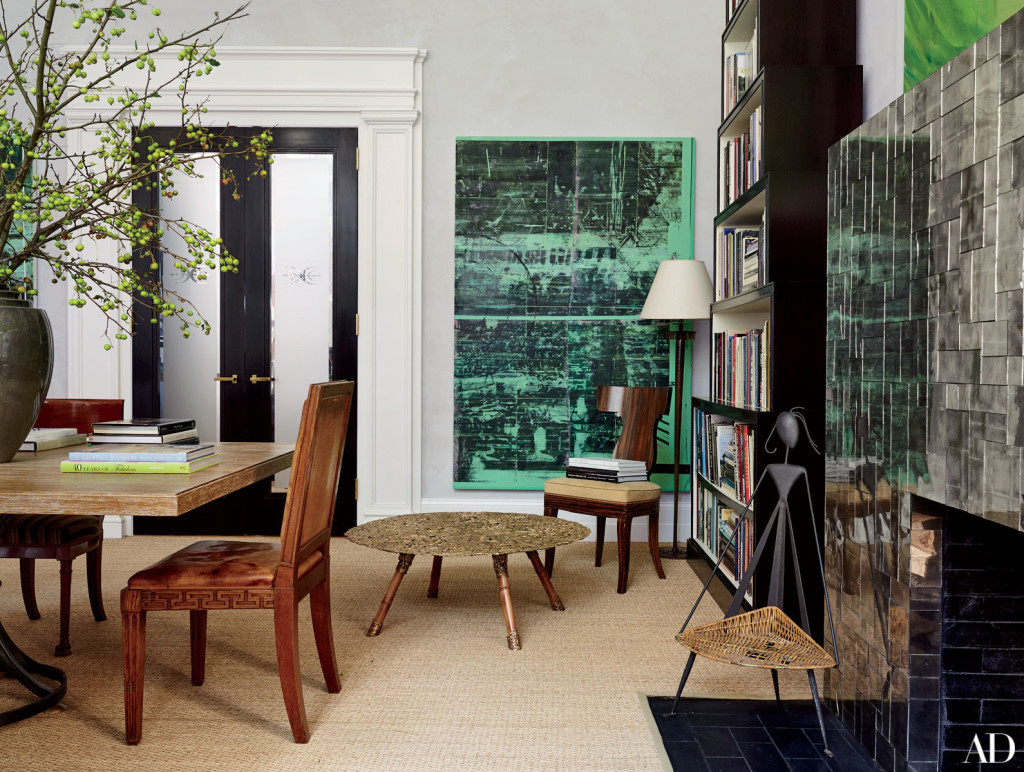 Eclectic interiors AD