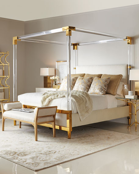Bernhardt Bed