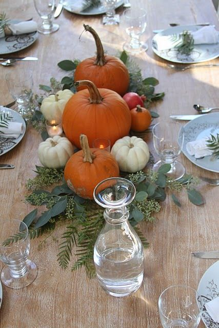 pumpkin-tablescape