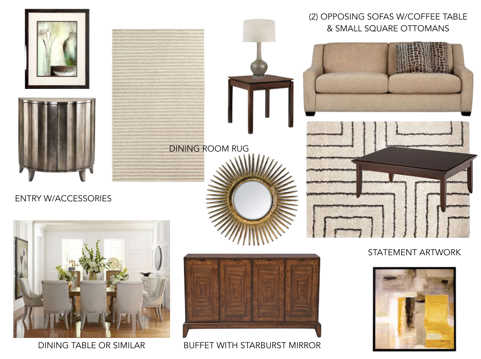 The Difference Between Interior Decorating And Home Staging Ama