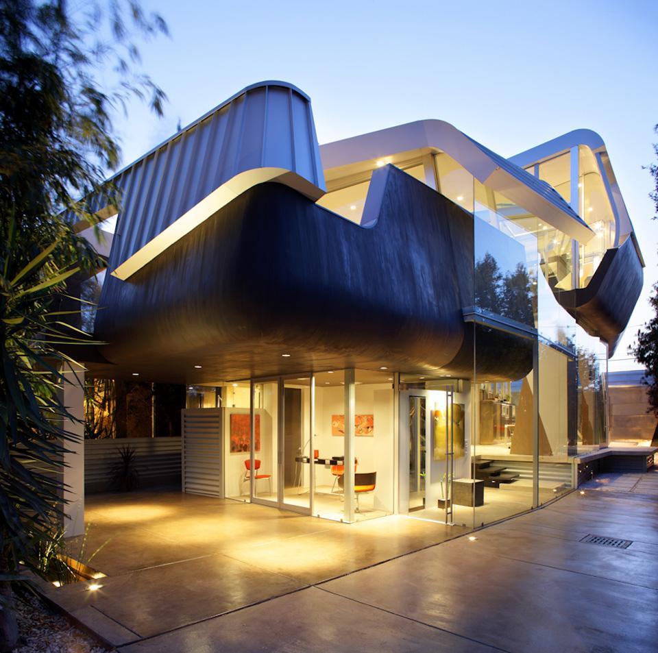 Anthony Coscia, Skywave House, Venice, California. Photo Anthony Coscia.
