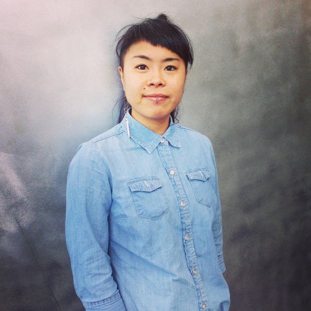 Geraldine Ah-Sue