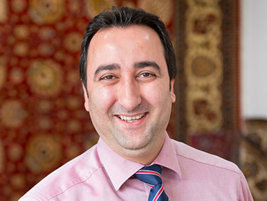 Oriental Rug Specialists - Ali Karimi, the founder of Karimi Rugs is a well established figure in the UK and abroad. Known throughout London and South East England to both private clients and tradesmen he has been based and active in Royal Tunbridge Wells, Kent for well over 10 years. Carrying a reputation for his commitment to the highest customer service and knowledge on all aspects of rugs you can expect nothing but the best.