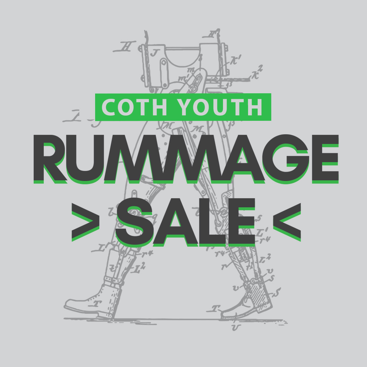 Rummage Sale — Church on the Hill
