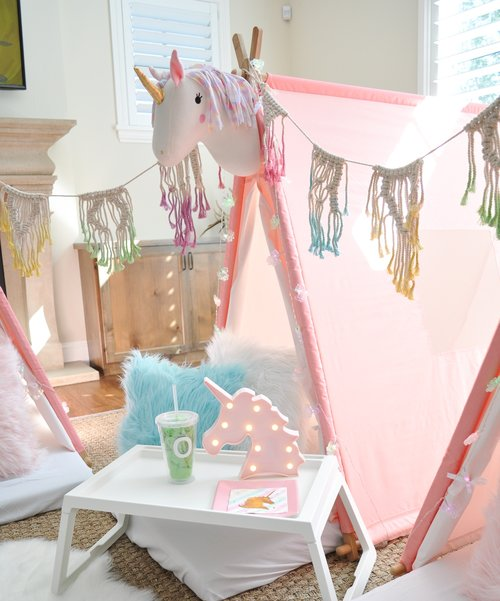 Themed Tent Parties For Kids Teens