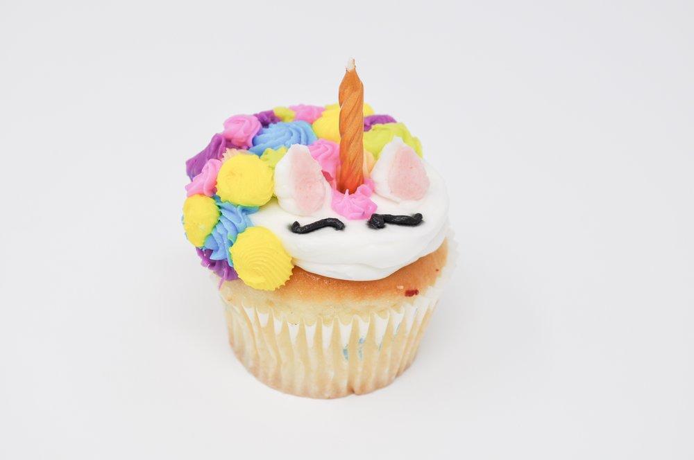 cupcake package     $24