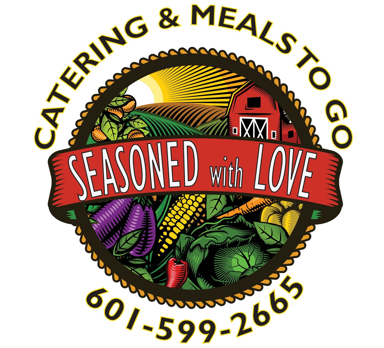 Seasoned with Love - Order Catering Delivery here!