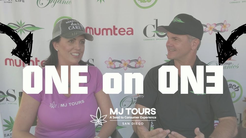 One on One - A Dueling-Hosts Cannabis Talk Show