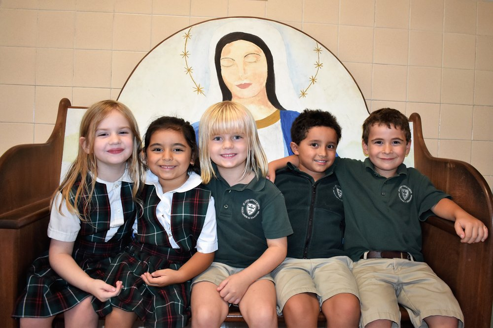 Financial Aid - It is our goal at SLCS to provide our Catholic Education to any family who desires it.  This is why we strive to partner with individuals and foundations to help make tuition affordable.  Request Information