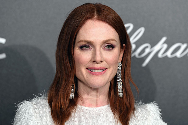 Julianne Moore plays a free-spirited divorcée in the new movie  Gloria Bell .