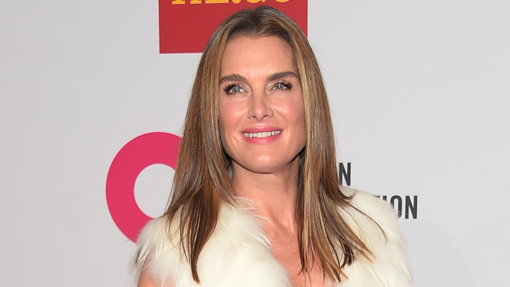 Brooke Shields, a beautiful person inside and out.