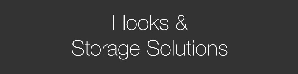 Hooks and Storage Solutions