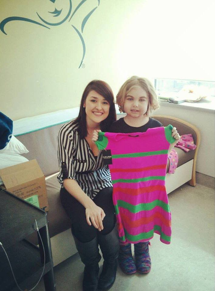 What We Do - The Abby Fund is a project started in 2015 to help lift the spirits of children suffering from illness. We volunteer our time to meet with children in the hospital to design their dream dress or superhero cape, which we then bring to life. We take children out of very difficult situations and watch them embody the superheroes and princesses they truly are! If the child is to young or simply cannot come up with a design, we ask you share their interests with us so we can create one for them. We accept applicant's worldwide and there is no fee to the recipients. Our goal is bring as many smiles to children's faces as we can! Contact Us: To reach out, either call us T: