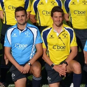 Alex Rose (Left) & Tom Smith (Right)