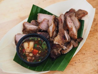 Ka-Tip -  grilled pork