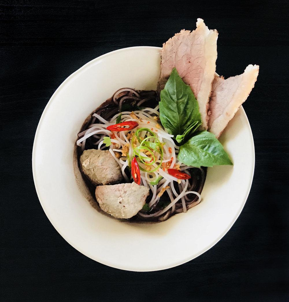 Khao Noodle Shop  - Boat Noodle Soup