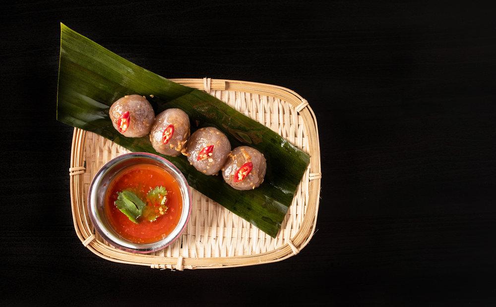 Khao Noodle Shop -  tapioca dumplings