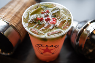 Matcha Craft  - Berry Mint Basil Lemonade