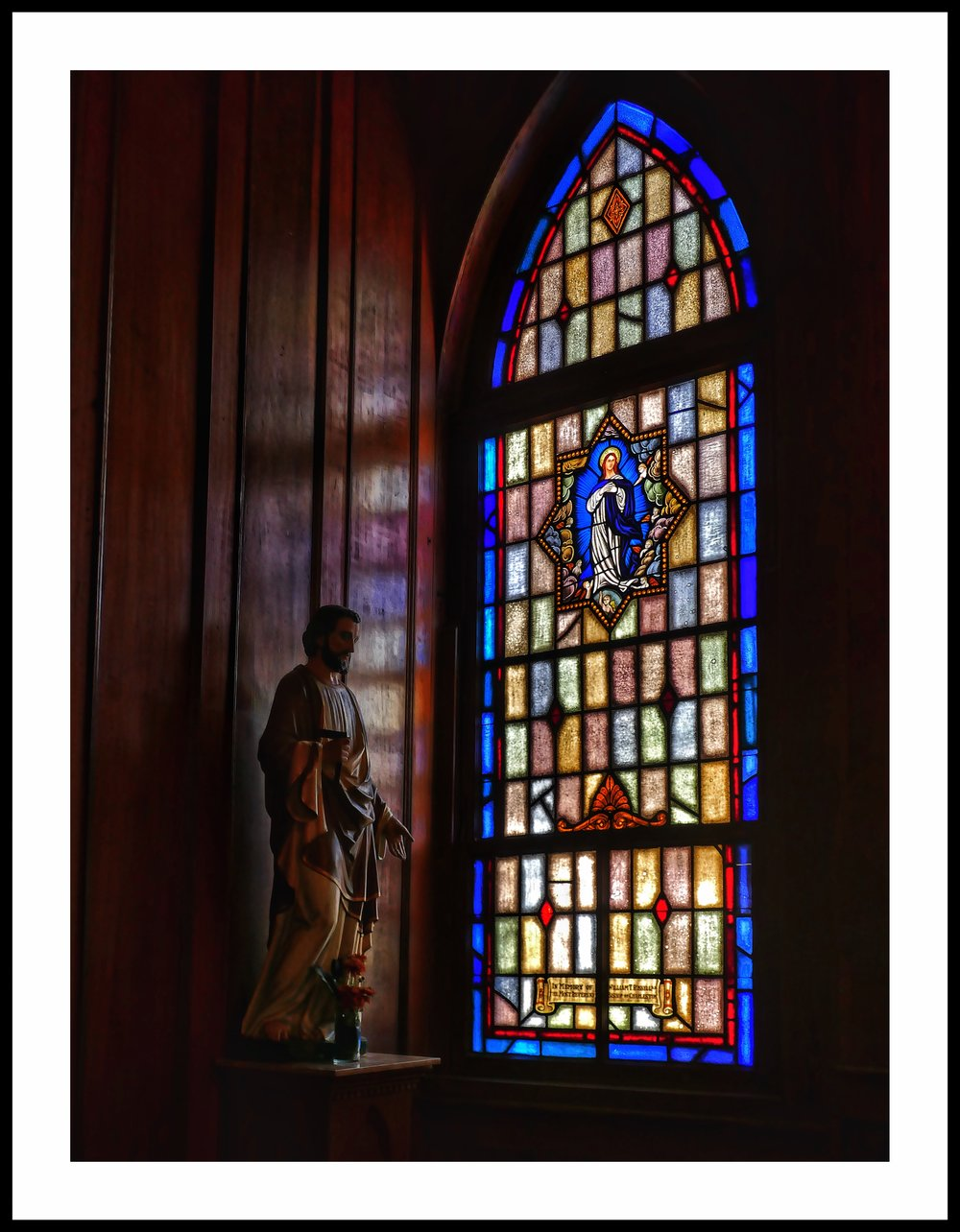 Even in the Quietest Moments, Stella Maris Church, Sullivan's Island, Charleston, SC