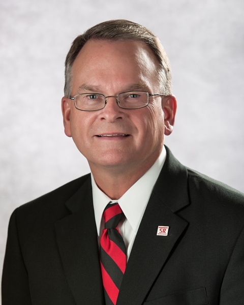 Photo of President William L. Kibler, Executive Committee