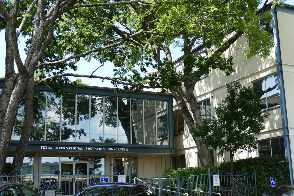 Photo of Texas International Education Consortium Headquarters in Austin, Texas.