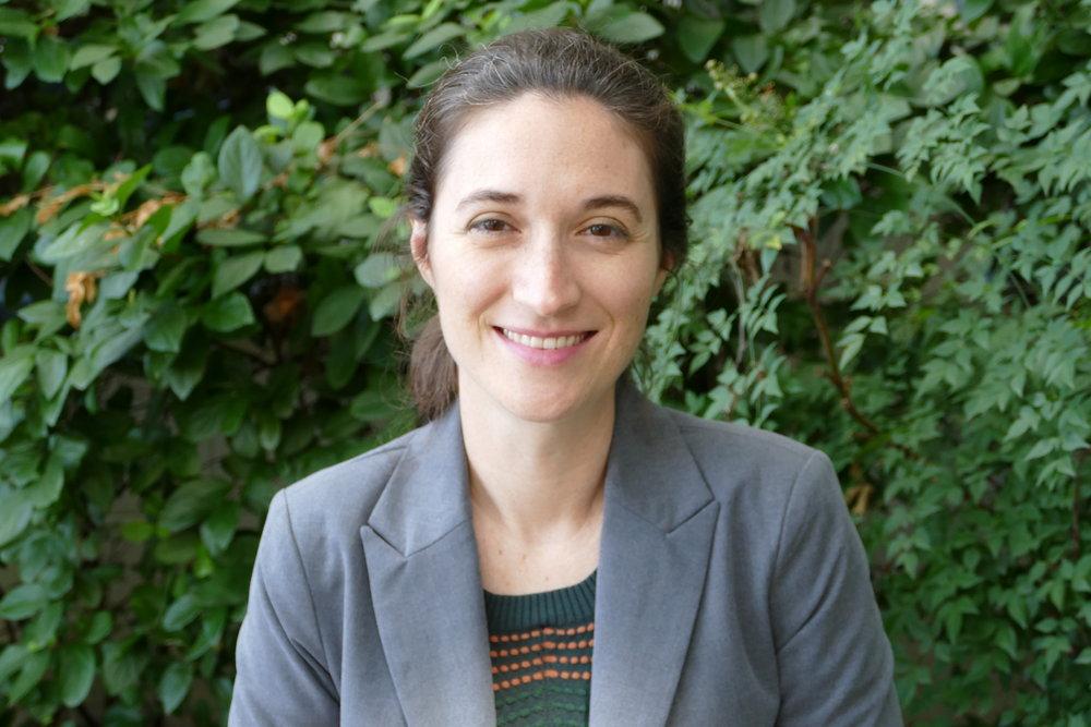 Photo of Estrella Cudmore, TIEC Outreach Specialist