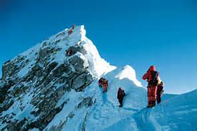 Climbers on Final Hurdle to Mt. Everest: National Geographic