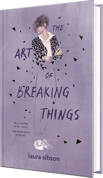 Order Today! - The Art of Breaking ThingsAvailable at AMAZON | BARNES & NOBLE | INDIEBOUND | BAMISBN: 9780451481115$18.99Length 390 ppYoung adult contemporary realistic fiction