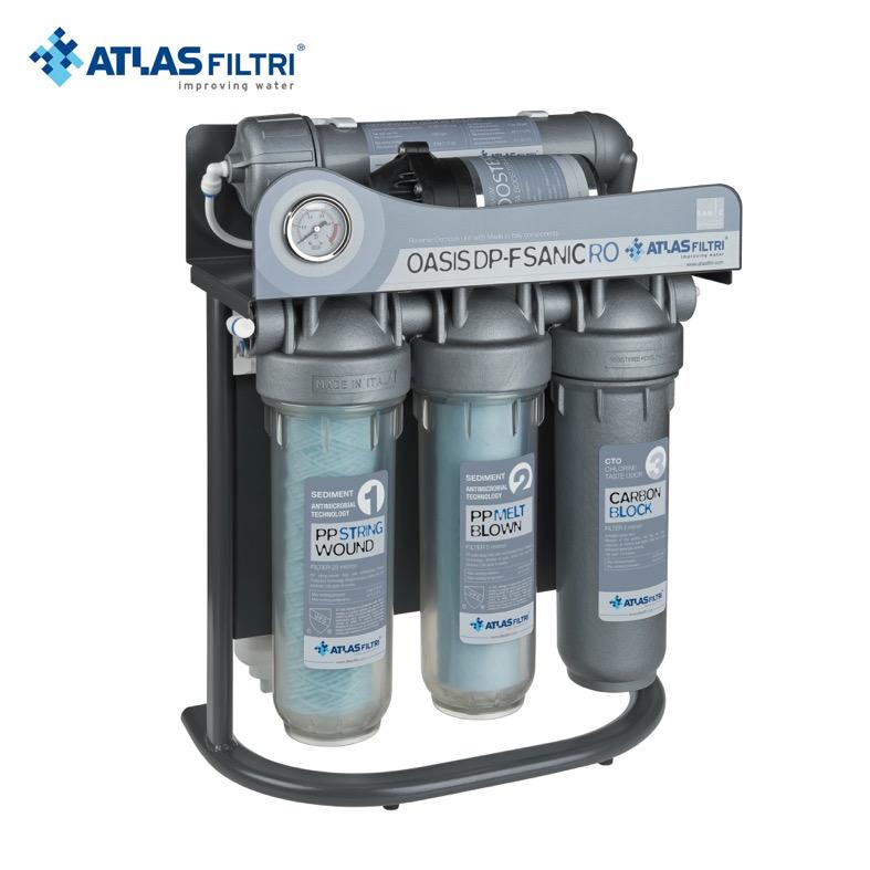 Oasis - S/. 1849Mantenimiento anualOsmosis Inversa200 litros por diainstalación profesional
