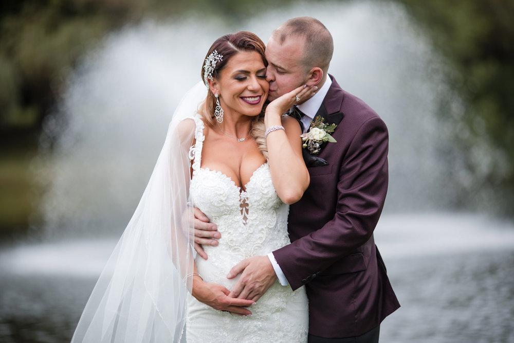 long island bride and groom