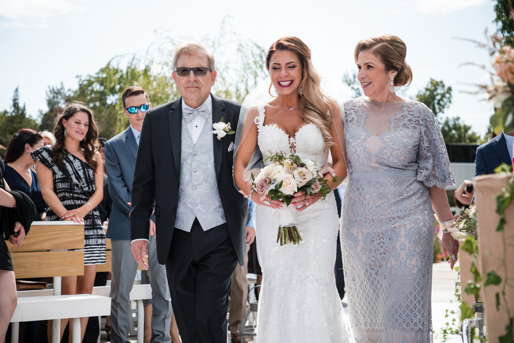 long island wedding ceremony