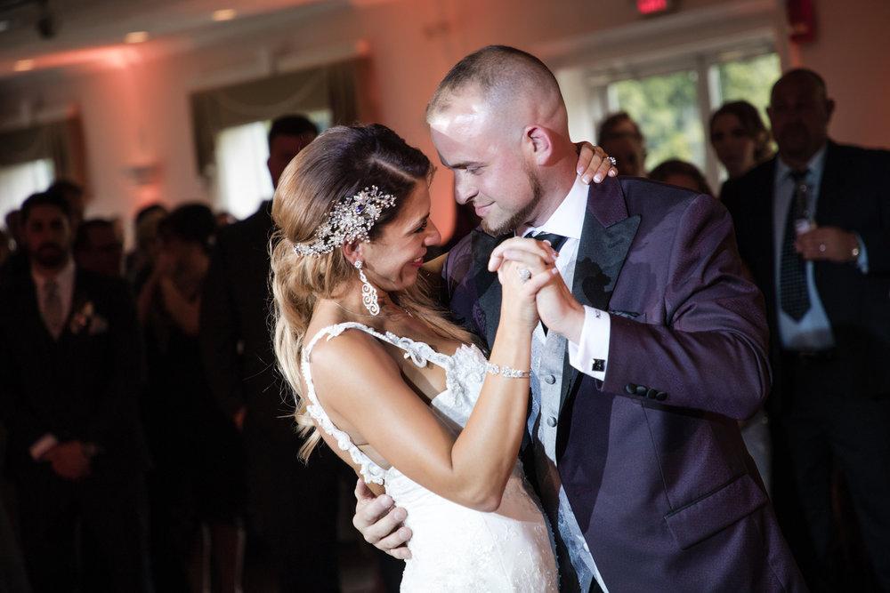 long island first dance wedding