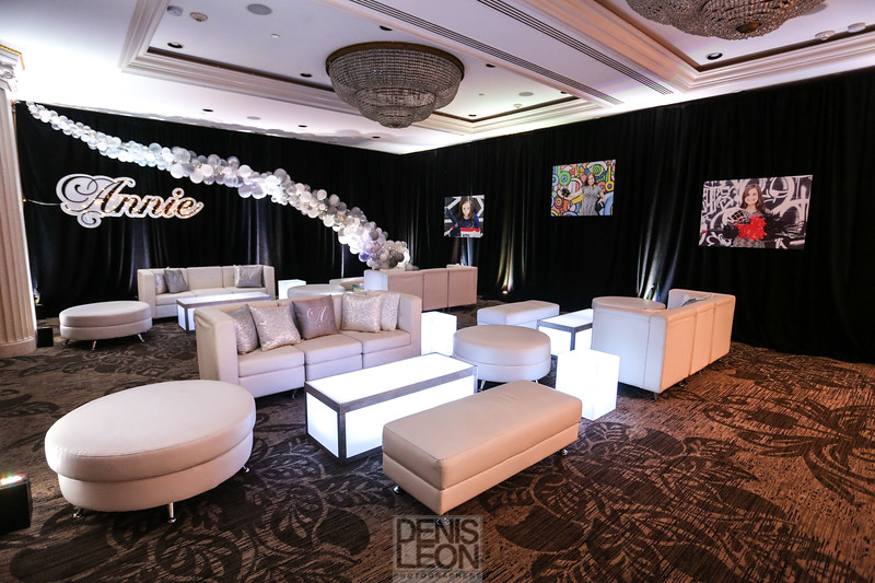 sweet 16 lounge desgin