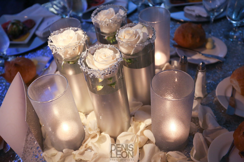 sweet sixteen centerpieces