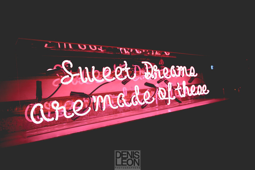 sweet 16 dessert room