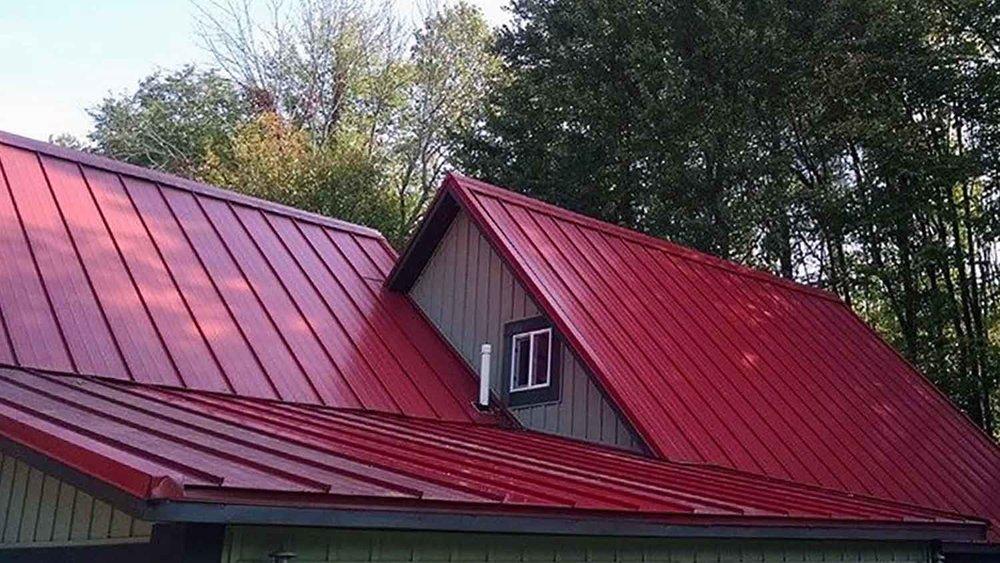 Steel Roof