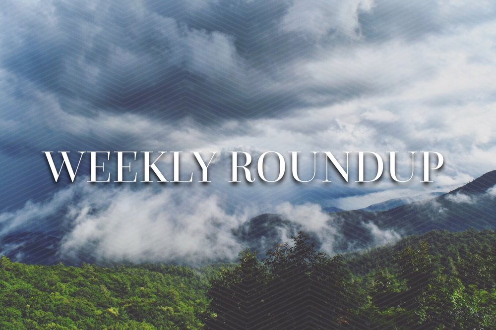Weekly Roundup // Weekly Source of Wellness, Inspiration, and Love